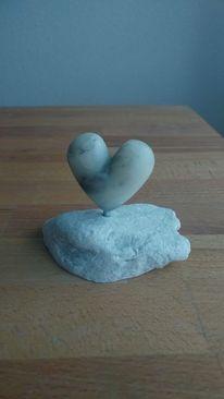 Herz, Aufsteller, Liebe, Kunsthandwerk