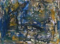 Abstrakt, Aquarellmalerei, Abstrakter expressionismus, Informel