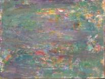 Abstrakte malerei, Nebel, Suppe, Malerei