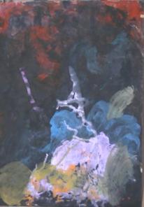 Abstrakter expressionismus, Abstrakt, Abstrakte malerei, Malerei