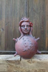 Büste, Europa, Figural, Frau