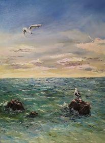 Meer, Ozean, Wasser, Natur