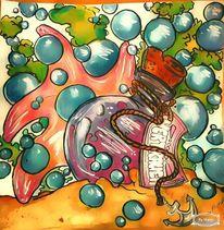 Farben, Malerei, Fantasie