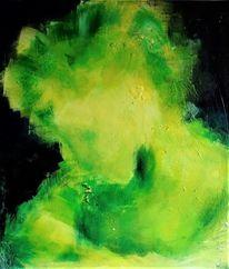 Malerei, Baby, Acrylmalerei, Liebe