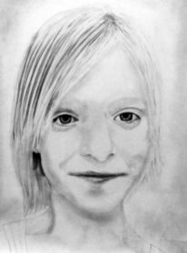 Schwarz, Weiß, Portrait, Zeichnungen