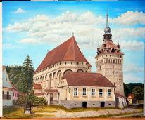 Transyilvanien, Keisd, Kirche, Saschiz