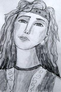 Freiheit, Ungezwungen, Glück, Zeichnungen