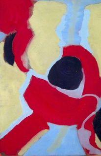 Angst, Zweifel, Bedenken, Malerei