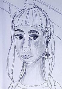 Schönmachen, Skizze, Schmuck, Zeichnungen