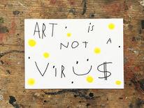 Virus, Yes, Zeichnungen,