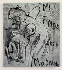Modern, Begriffsgeschichte, Moderne kunst, Malerei