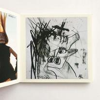Monika, Zeichnungen,