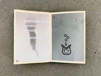 Monika, Buchkunst, Buch, Zeichnungen