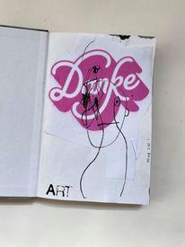 Zeichnung, Skizze, Portrait, Skizzenbuch