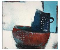 Moderne kunst, Acrylmalerei, Gemälde, Malerei