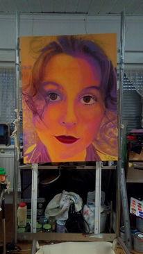 Berlin, Realismus, Portrait, Friedrichshafen