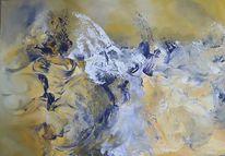 Modern art, Abstrakt, Acryl acrylmalerei, Malerei