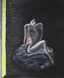 Malerei, Weiblichkeit,