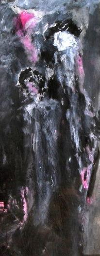 Schatten, Tod, Schwarz, Malerei