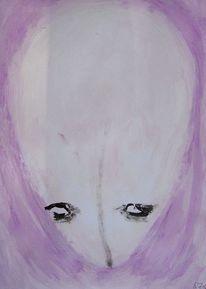 Alien, Malerei,