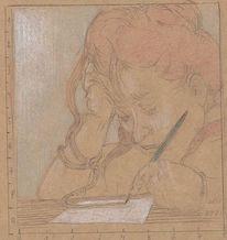 Skizze, Zeichnungen,
