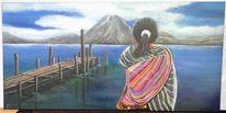 Plakatkunst, Schwarz, Ölmalerei, Südamerika