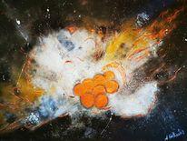 Abstrakt, Modern art, Farben, Acrylmalerei