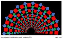 Konkrete kunst, Pythagoras, Repetition, Anordnung