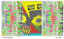 Ornamente, Konkrete kunst, Mathematik, Digitale kunst