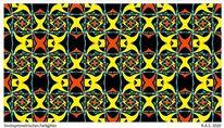 Wiederholung, Mosaik, Konkrete kunst, Digitale kunst
