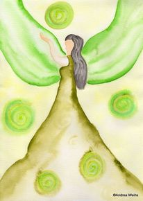 Aquarellmalerei, Glaube, Malerei, Spirituell
