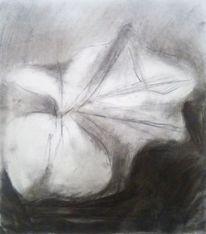 Abstrakt, Blumen, Pflanzen, Zeichnungen