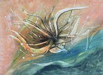 Pflanzen abstrakt, Abstrakte landschaft, Engel abstrakt, Blumen abstrakt