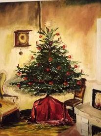 Baum, Malerei