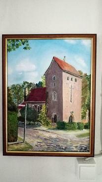 Stadt, Kreuzkirche, Berlin, Mahlsdorf