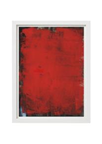 Malerei, Rot, Weiß, Zeitgenössisch