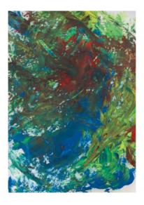 Design, Farben, Bunt, Ölmalerei