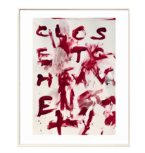 Design, Malerei abstrakt, Rot, Mondrian