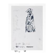 Zeichnung, Konst, Mondrian, Modern