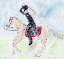 Uniform, Pferde, Husar, Geschichte