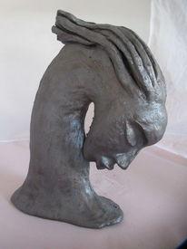 Menschen, Skulptur, Keramik, Ton
