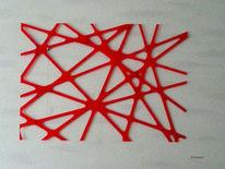 Kraad, Abstrakt, Illustrationen,