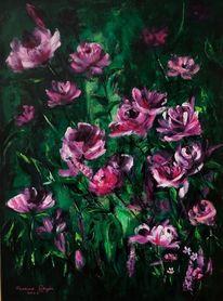 Frühlingsblumen, Sommer, Rose, Blumen
