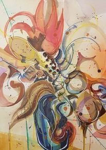 Atmosphäre, Emotion, Stille, Malerei