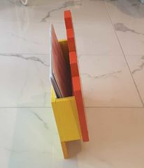 Holz, Möbel, Abstrakt, Mona lisa
