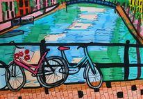 Graffitimarker, Amsterdam, Stadt, Malerei