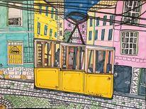 Portugal, Architektur, Stadt, Lissabon