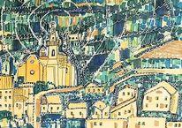 Kathedrale, Valdemossa, Wald, Tramuntana gebirge