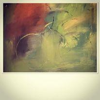 Abstrakt, Bubbles, Natur, Bunt