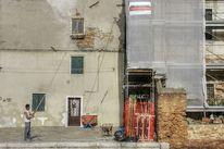 Menschen, Fassade, Architektur, Fotografie